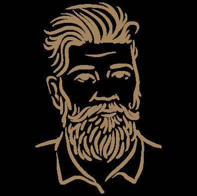 avoir une barbe bien lisse